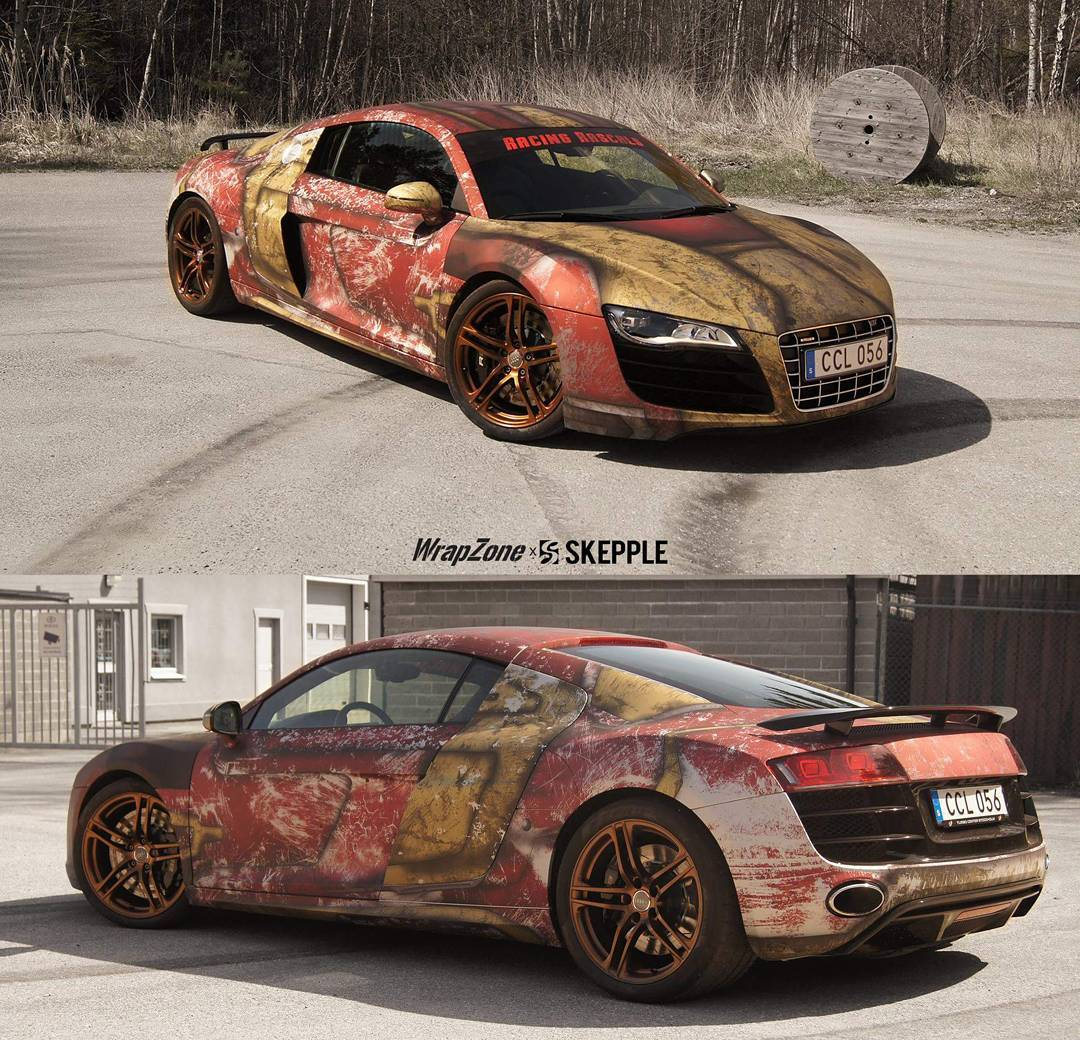 Audi-R8-V10-Iron-Man-Skepple