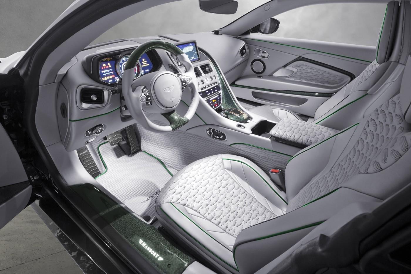 Aston Martin DB11 от Mansory (5)