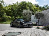 Прощание с последнем поколением Porsche 911 Turbo S от Techart.