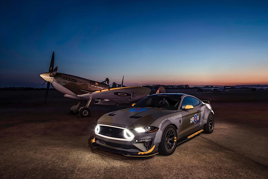 Ford Mustang GT 2018 (12)