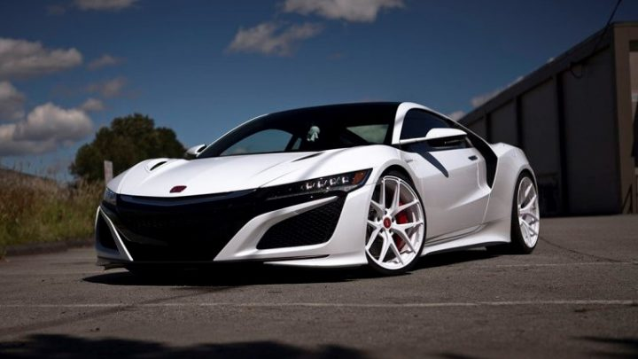 Honda NSX PUR Wheels (3)