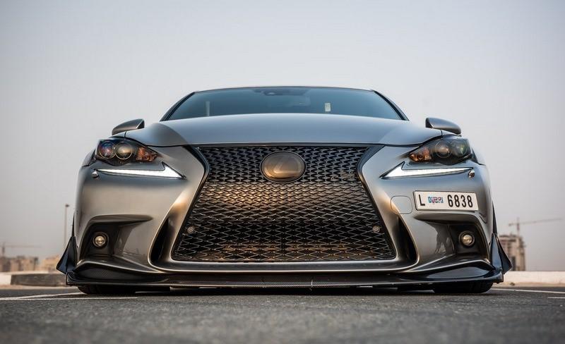 Lexus IS 350 F-Sport (8)