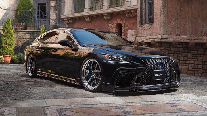 Lexus LS 500 2018 WALD (6)