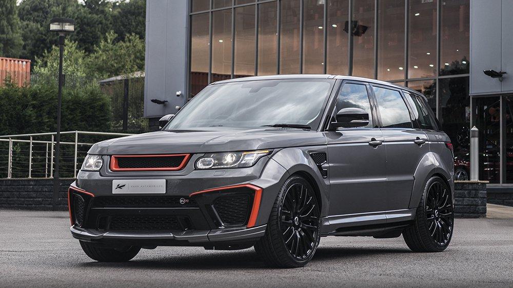 Range Rover Sport SVR Kahn Design (1)