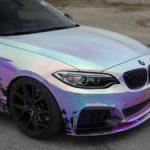 BMW M235i Impressive Wrap (11)
