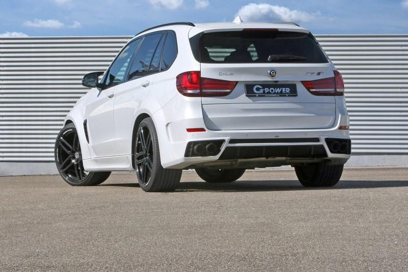 BMW X5M F15 G-Power (1)