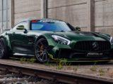 Mercedes-Benz AMG GT S - великолепие от Fostla.
