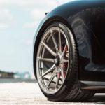 Porsche 911 Carrera GTS на дисках Vossen M-X2 (12)
