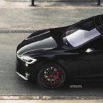 Tesla Model S P100D Strasse Wheels (10)