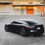 Tesla Model S P100D Strasse Wheels (12)