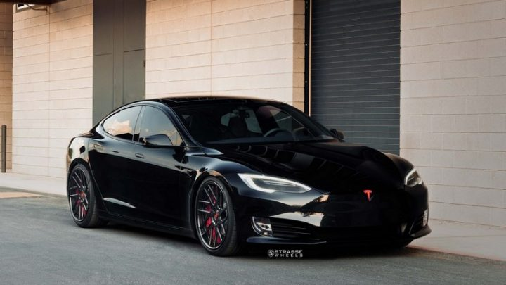 Tesla Model S P100D Strasse Wheels (16)