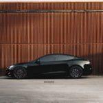 Tesla Model S P100D Strasse Wheels (3)