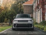Range Rover Sport SVR от тюнинг-ателье Kahn Design.