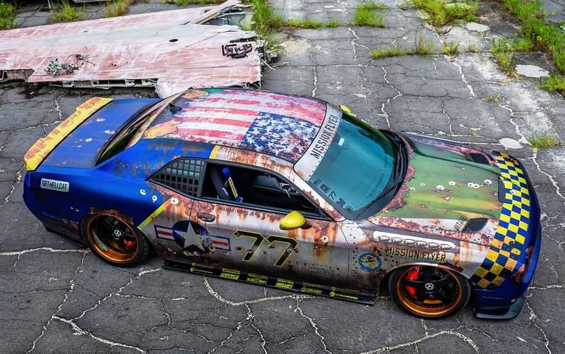 Dodge-Challenger-SRT-Hellcat-MetroWrapz (4)