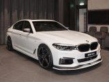 Прекрасное дополнение для BMW M550i от AC Schnitzer.