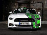 Брутальная мощь! Ford Mustang GT из Германии от Schropp Tuning.