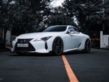 Lexus LC 500 на дисках Brixton Forged M53 Ultrasport +.