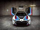 BMW от студии автовинила Prowrap.