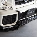 юбка mercedes-amg g63 liberty walk
