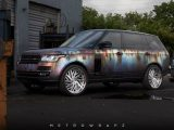 Range Rover Sport - пол века спустя.