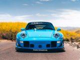 Porsche RWB 911 - идеальное творение Акира Накаи.
