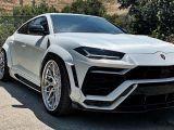 Lamborghini Urus в аэродинамическом обвесе от 1016 Industries.