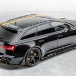 Audi RS6 Avant Mansory (1)