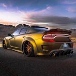 Dodge Charger SRT Hellcat Avant Garde Wheels AGL52 (12)
