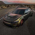 Dodge Charger SRT Hellcat Avant Garde Wheels AGL52 (2)