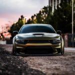 Dodge Charger SRT Hellcat Avant Garde Wheels AGL52 (4)