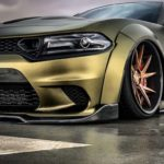 Dodge Charger SRT Hellcat Avant Garde Wheels AGL52 (5)