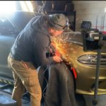 Dodge Charger SRT Hellcat Avant Garde Wheels AGL52 (7)