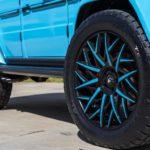 Mercedes Benz G klasse AMG Forgiato Blocco-ECL Tint World (1)
