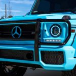 Mercedes Benz G klasse AMG Forgiato Blocco-ECL Tint World (3)