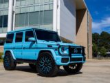 Mercedes Benz G klasse AMG Forgiato Blocco-ECL Tint World (6)