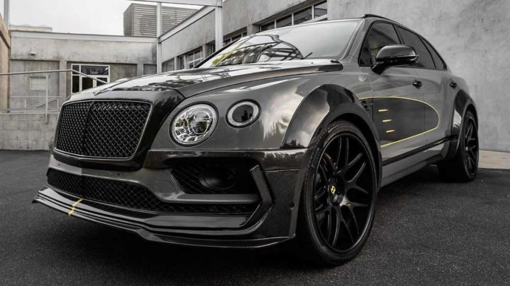 Bentley Bentayga PRIOR-DESIGN PDXR Widebody Forgiato Wheels Roadstarr Motorsports (9)