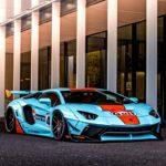 Lamborghini-Aventador-Liberty-Walk-Gulf-Livery (1)