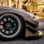 Nissan GT-R Liberty Walk V2 Savini Wheels (16)