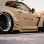 Nissan GT-R Liberty Walk V2 Savini Wheels (6)