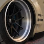 Nissan GT-R Liberty Walk V2 Savini Wheels (7)