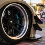 Nissan GT-R Liberty Walk V2 Savini Wheels (8)