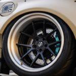 Nissan GT-R Liberty Walk V2 Savini Wheels (9)
