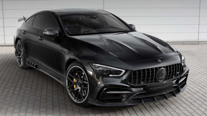 Mercedes-Benz AMG GT 63 S 4-Door Coupe TopCar (2)