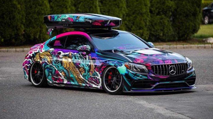Mercedes-Benz C63S AMG Vrd Customs (3)
