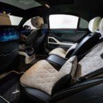 Mercedes S-Class Brabus 500 (2)