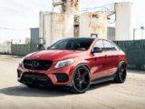 Mercedes GLE Blaque Diamond Wheels BD-15 (7)