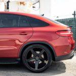 Mercedes GLE Blaque Diamond Wheels BD-15 (9)
