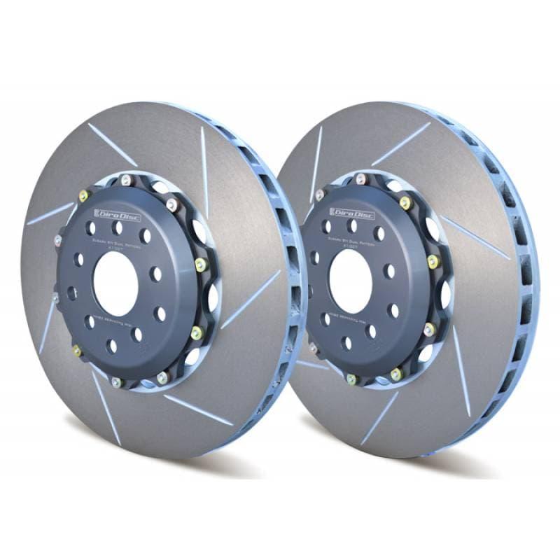 Тормозные диски с насечками