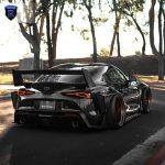 Toyota-Supra-Tuning-Liberty-Walk-Rohana-Wheels-RFG103 (1)
