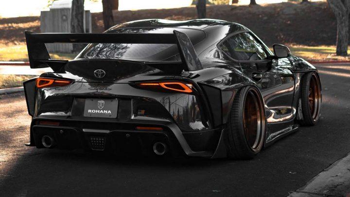 Toyota-Supra-Tuning-Liberty-Walk-Rohana-Wheels-RFG103 (10)